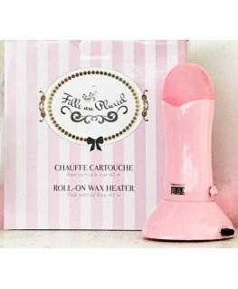Chauffe cartouche électronique rose