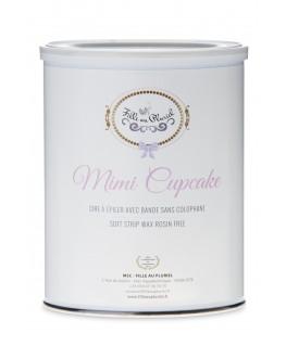 Mimi Cupcake avec bandes sans colophane