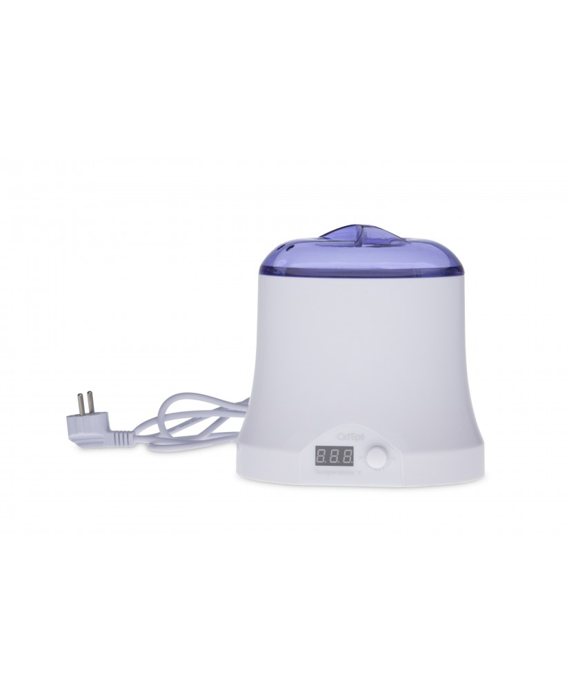 Electronic wax heater